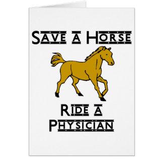 ride a physician card