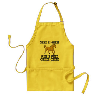 ride a post office clerk apron