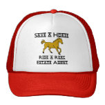 ride a real estate agent trucker hat