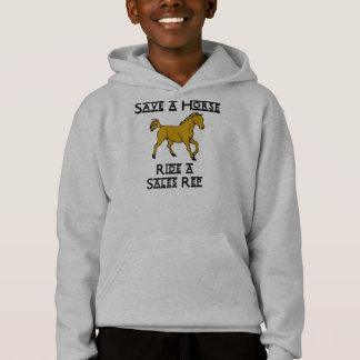 ride a sales rep hoodie