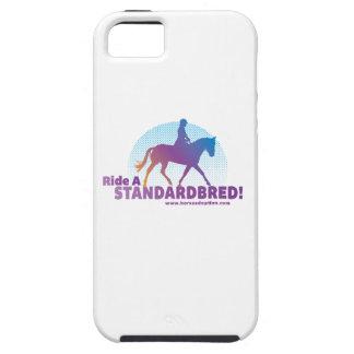 Ride a Standardbred iPhone Case