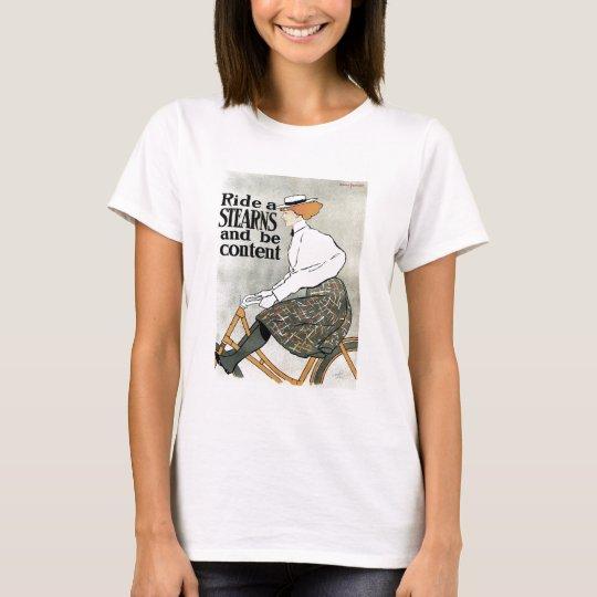 Ride a Stearns T-Shirt