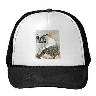 Ride a Stearns Trucker Hat