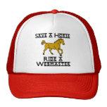 ride a web master mesh hat