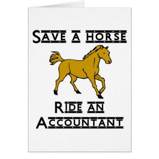 ride accountant card