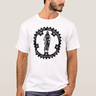 RIDE AGAINST THE MACHINE-BIKE LIBERATION FRONT T-Shirt