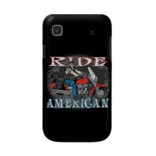 Ride American Motorcycle Samsung Galaxy Case casematecase