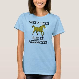 Ride an Accountant T-Shirt