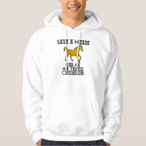 ride an air traffic controller hoodie