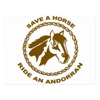Ride An Andorran Postcard