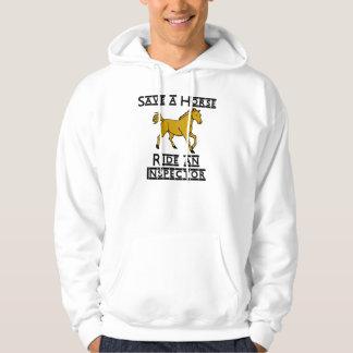 ride an inspector hoodie