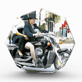 Ride Anywhere 2 Acrylic Award