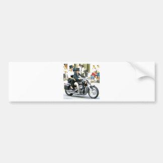 Ride Anywhere 2 Bumper Sticker