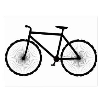 Ride Bikes are fun go ride one Postcard