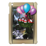 Ride by the Waterfall iPad Mini Cases
