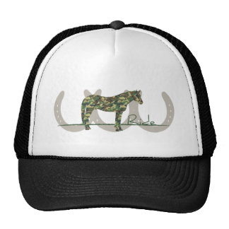 Ride Camo Trucker Hat