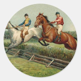 Ride Classic Round Sticker