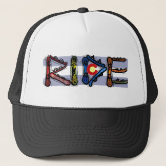 Ride Colorado snowboard hat