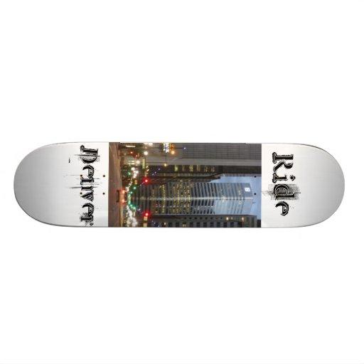 Ride Denver Skateboard