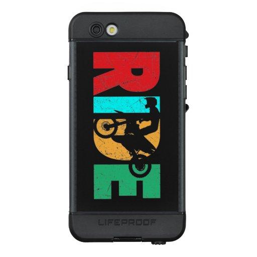 Ride Dirt Bike Motocross Apparel - Motocross Dirt  LifeProof NÜÜD iPhone 6s Case
