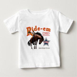 Ride-em Cowboy! Baby T-Shirt
