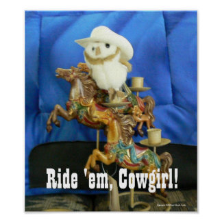 Ride 'em, Cowgirl! Poster