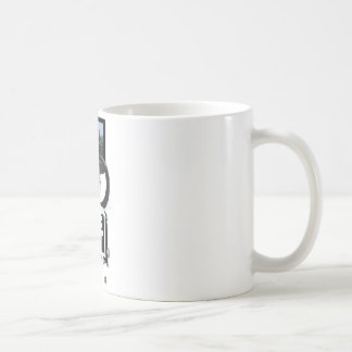 RIDE FAT - A Fatbike Design Classic White Coffee Mug