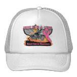 Ride For a Cure - Breast Cancer Trucker Hat