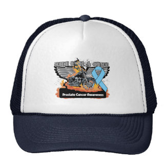 Ride For a Cure - Prostate Cancer Trucker Hat