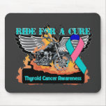 Ride For a Cure - Thyroid Cancer Mouse Pad