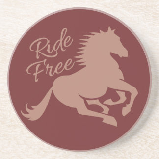 Ride Free custom coaster