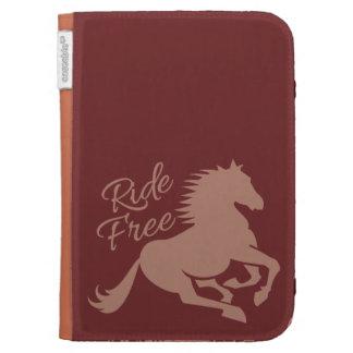 Ride Free custom Kindle case