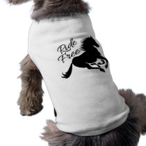 Ride Free pet clothing - choose style & color
