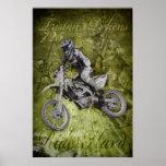 Ride Hard 725 Poster