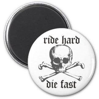Ride Hard Magnet