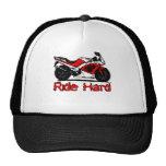 Ride Hard Mesh Hat