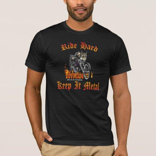 Ride Hard T Shirt