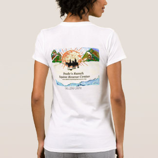 Ride in Sunset T shirt