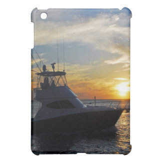 Ride into the sunset iPad mini cases