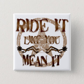 Ride It Button