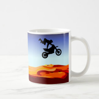 Ride It Like You Stole It Dirt Bike Stunt Coffee Mug