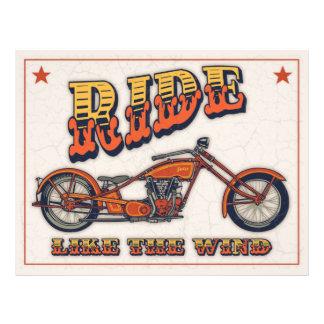 Ride Like the Wind Flyer