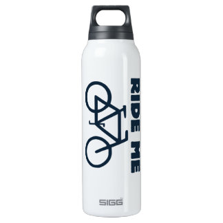 Ride me 16 oz insulated SIGG thermos water bottle