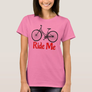 Ride Me Bicycle T-Shirt