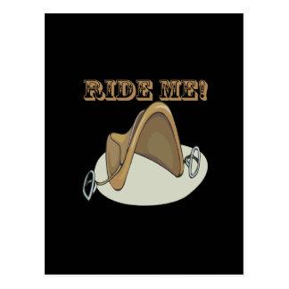 Ride Me Postcard