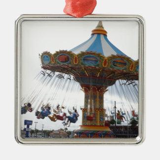 ride metal ornament
