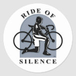 Ride Of Silence Sticker
