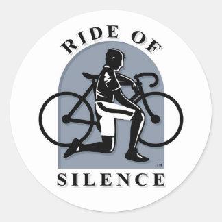 Ride Of Silence Sticker