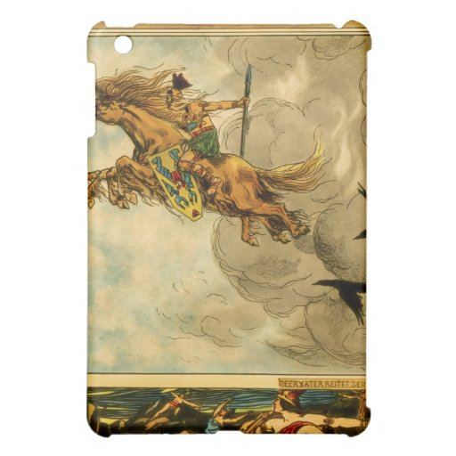Ride of the Valkyries iPad Case