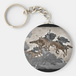 Ride of the Valkyries Keychain